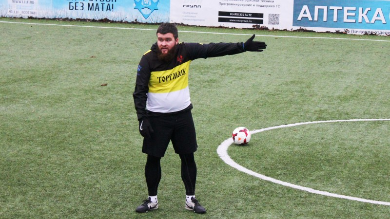 Фотографии с матча Торшмаш - Атлетик