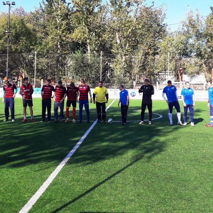 Газпром-ПХГ, FC Pobeda и FireTeam выходят в четвертьфинал
